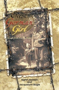 East German Girl by Sigrid Jackson